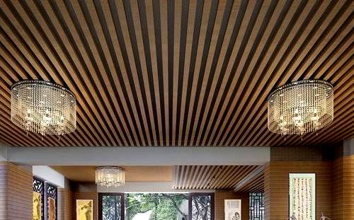 Common ceiling materials