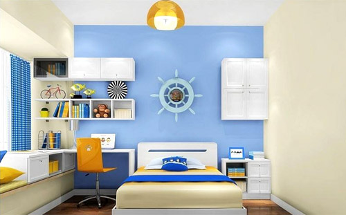 Children's room decoration materials how to choose