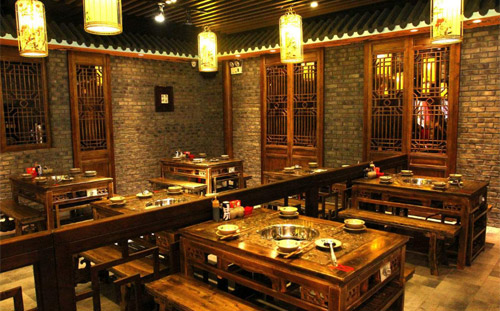 Four major points of restaurant decoration design