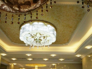 Humen Wanda Yaju decoration finish effect