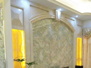 Yulin Villa Residence Decoration Effect